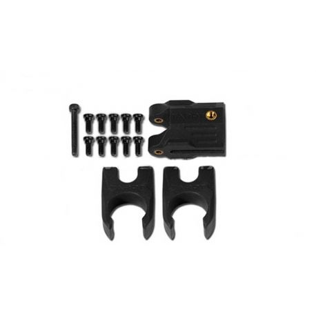 TL68B27 16mm Carbon Tube Folding Positioning Set - TAROT