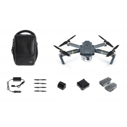 PACK PROMO FLY MORE - Drone pliable Mavic PRO - DJI