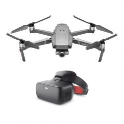 Drone pliable MAVIC 2 Zoom + Goggles RE - DJI