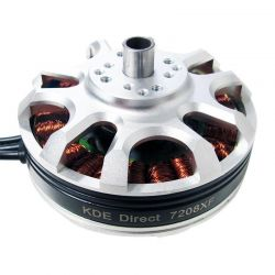 Moteur Brushless 7208XF 135kv - KDE DIRECT