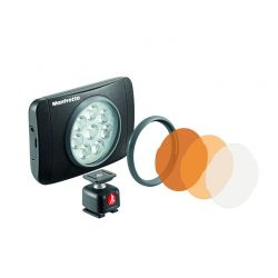 Projecteur LED LUMIE ART - Manfrotto