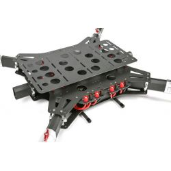 Platine Super Frame 4 batteries - GRYPHON DYNAMICS