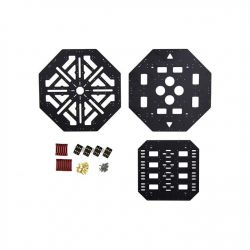 Set complet plaque support ESC - GRYPHON DYNAMICS