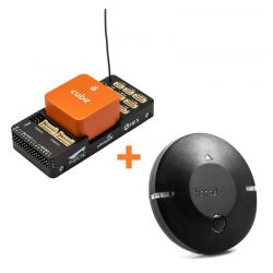 Pack Combo Cube Orange + Carrier board ADSB + GPS Here 2 GNSS - HEX