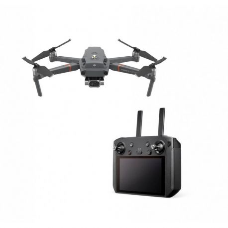 Mavic 2 Enterprise Dual (thermique) & Smart Controller - DJI
