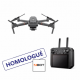 Pack Mavic 2 Enterprise homologué S1/2/3 + Smart Controller - DJI