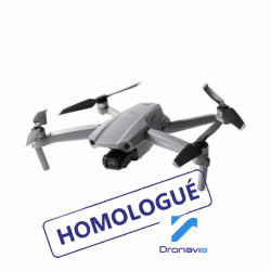 Pack Combo DJI Mavic Air 2 + homologation - DRONAVIA
