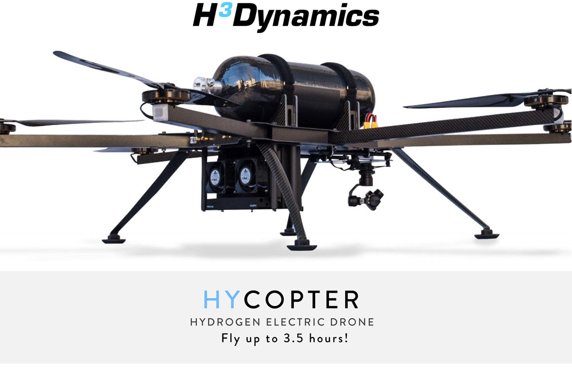 Drone Hycopter
